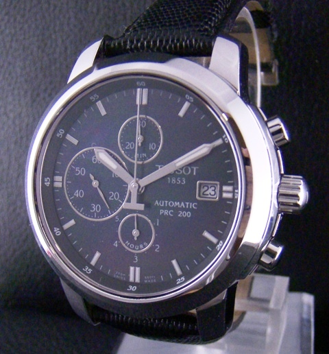 Tissot Prc200 Automatic Chronograph WatcH / Automatic