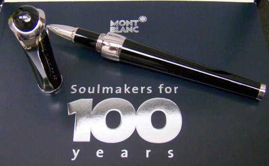 "MONT BLANC ""Soulmakers For 100 Years"" Special Edition"