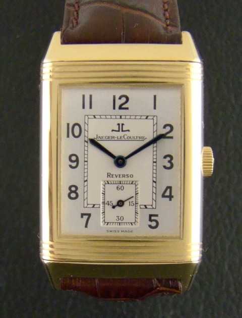 JAEGER-LECOULTRE REVERSO MANUAL WINDING WATCH