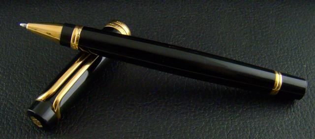 A WATERMAN LACQUER BALL PEN