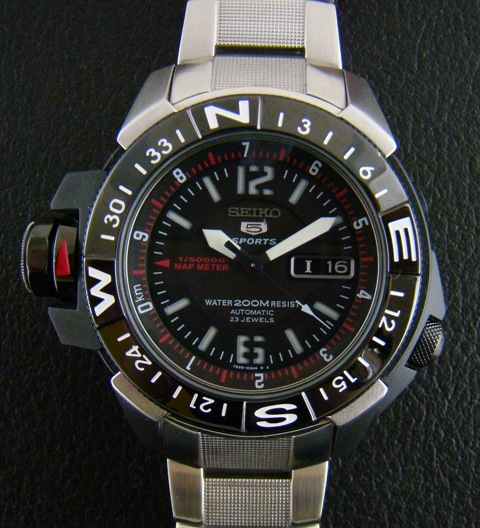 Seiko 5 Sports Watch - Automatic