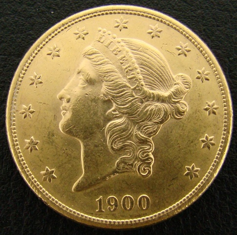 Antique America Gold Coin @ $47 to $49 Dollars Per Grams