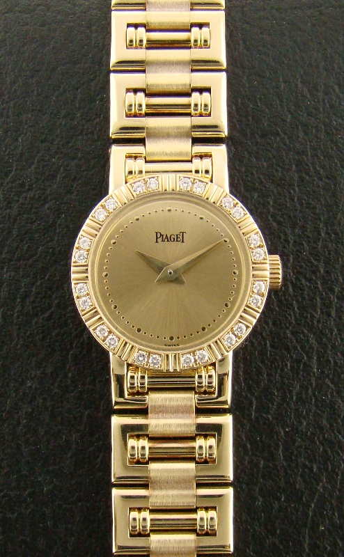 PIAGET LADY SOLID 18K YELLOW GOLD DANCER