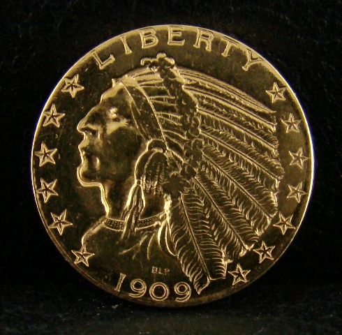 Antique America Gold Coin