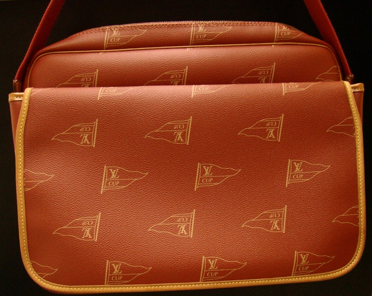 LOUIS VUITTON CUP LIMITED BOAT BAG COLLECTOR - BRAND NEW