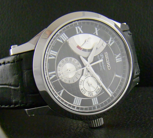 Seiko Premier Automatic Power Reserve - AUTOMATIC