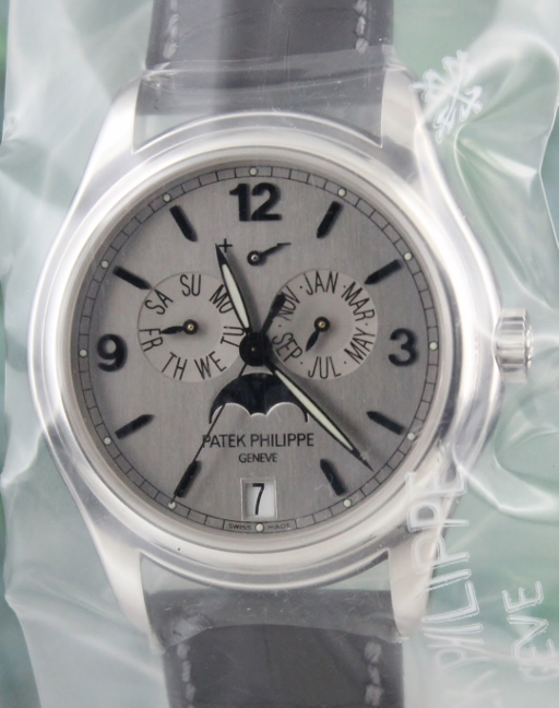Like New Patek Philippe Limited Edition 100 Pieces Annual Calendar / 5250G