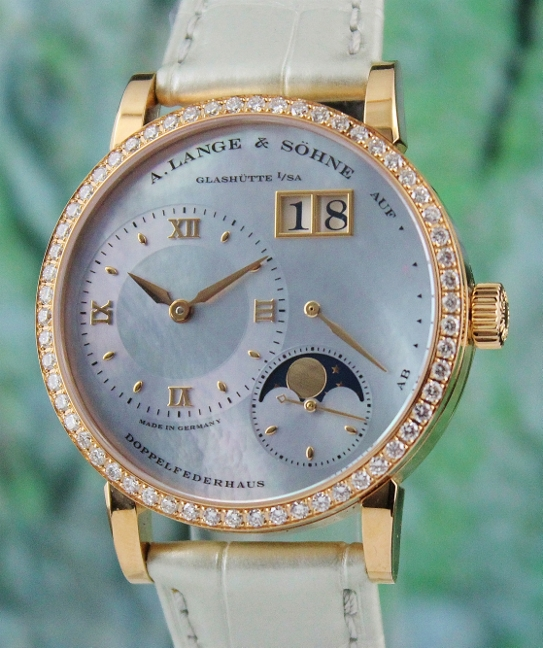 Like New A.Lange & Sohne The Little 1 Moonphase Limited Edition 50 Pieces / 826.033/LS8264TK