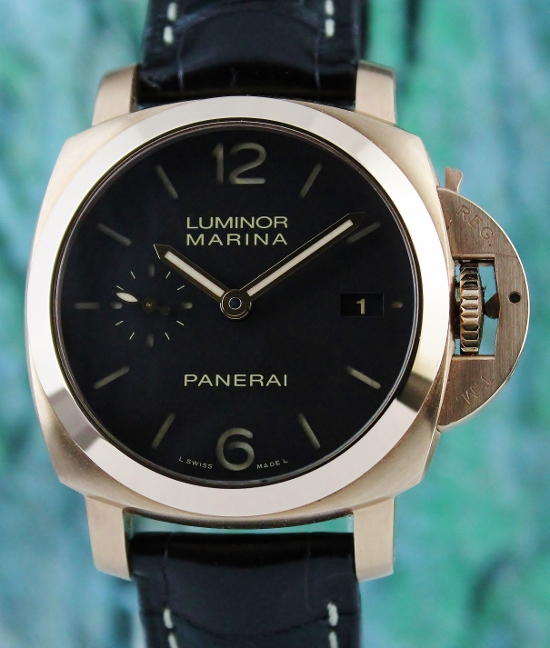 Luminor Marina 1950 18K Rose Gold 42MM Oro Rosso / PAM 393
