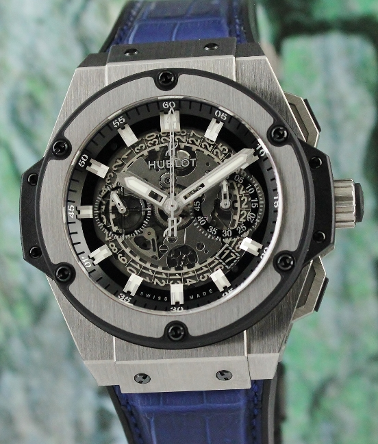 Hublot Big Bang King Power Unico In Titanium / 701.NX.0170.RX