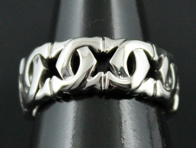 LIKE NEW CARTIER 18K WHITE GOLD RING