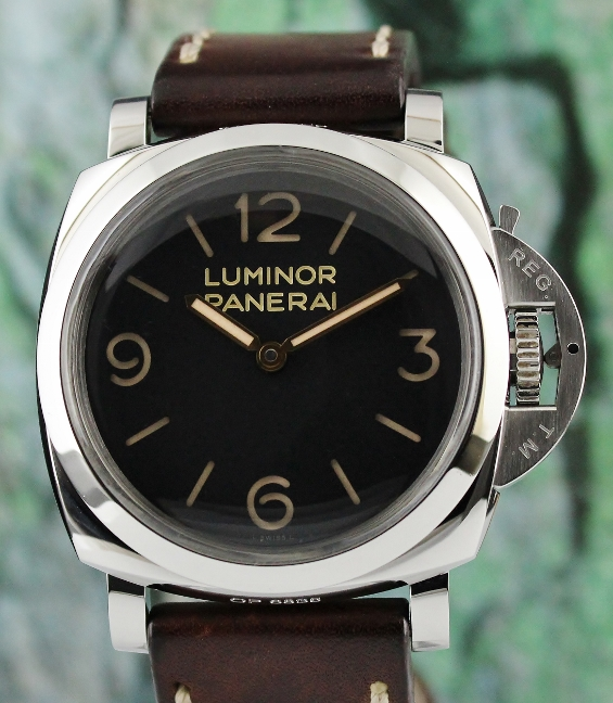 "A Panerai Historic Series Luminor 1950 3 Days PAM 372 ""47mm"""