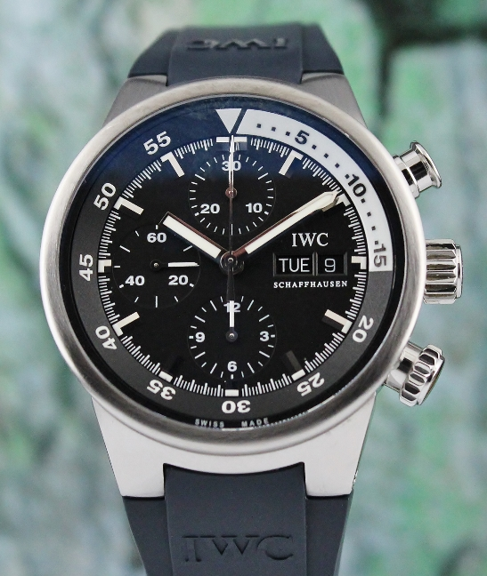 IWC Aquatimer Chronograph Automatic Watch / IW371933
