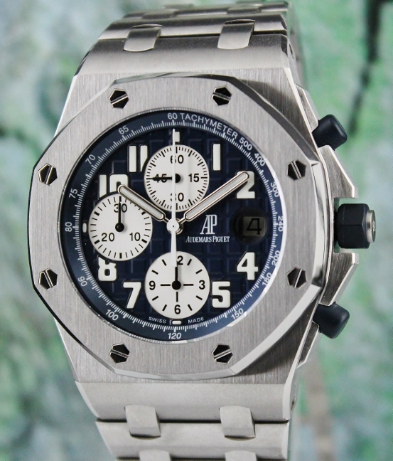 Like New Audemars Piguet Royal Oak Offshore Chronograph / 26170ST.OO.1000ST.09
