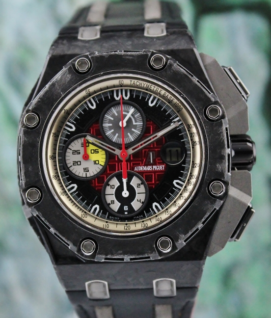 Audemars Piguet Grand Prix Collection / Forged Carbon (Limited Edition of 1750)