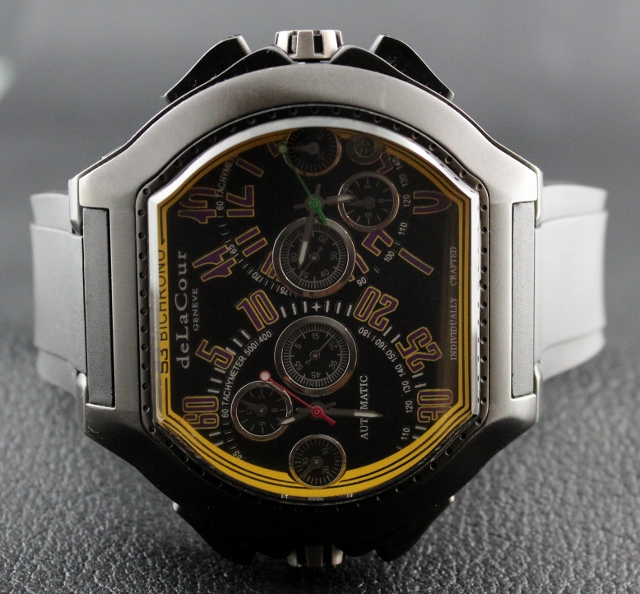 A deLaCour Limited Edition 50 Pieces S3 BICHRONO