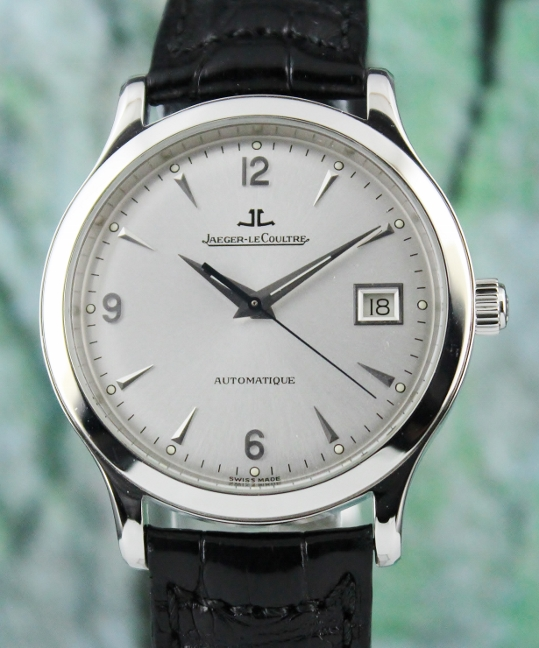 Jaeger-LeCoultre Stainless Steel Master Control Grande / 140.8.89