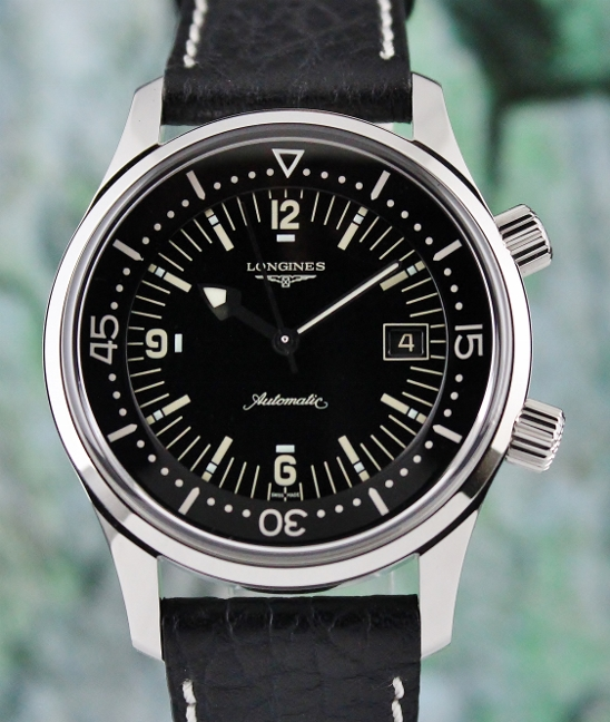 Longines Heritage Legend Automatic Diver Watch / L36744500