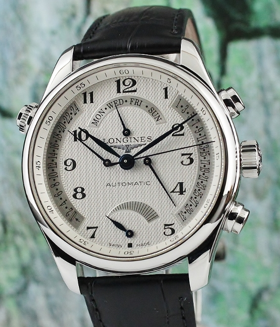 Longines Master Collection Retrograde Automatic Watch / L27164783