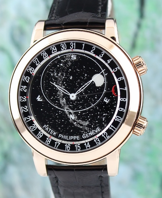Like New Unpolished Patek Philippe Grand Complications / 6102R-001
