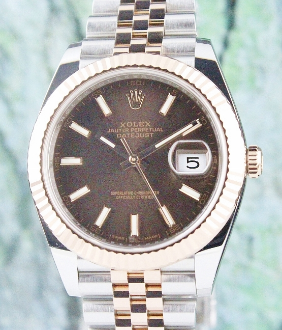 ROLEX 41MM OYSTER PERPETUAL DATEJUST / 126331