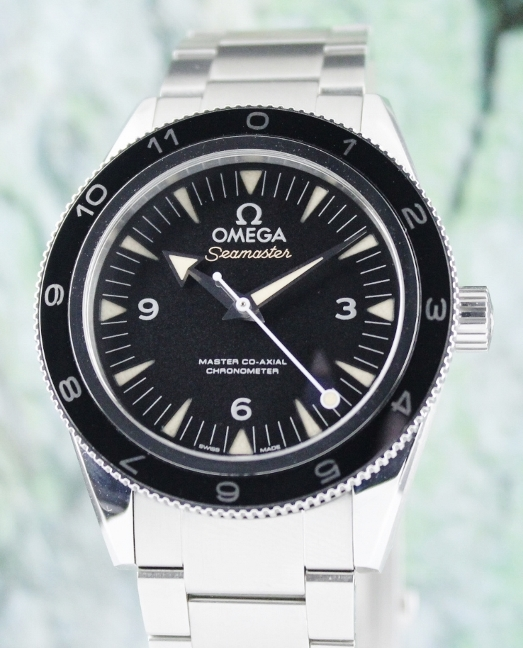 "Unpolished Omega Seamaster Co-Axial ""SPECTRE"" Limited Edition / 23332412101001"