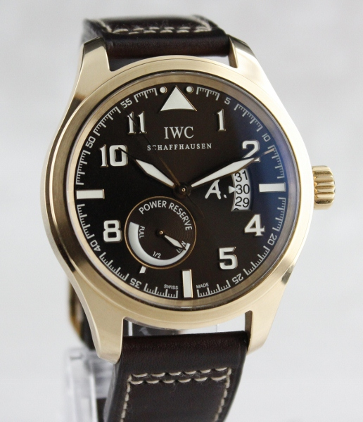 IWC 18K PINK GOLD ANTOINE DE ST EXUPERY – LIMITED EDITION 500