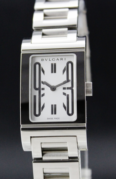 BRAND NEW BVLGARI STEEL LADY WATCH