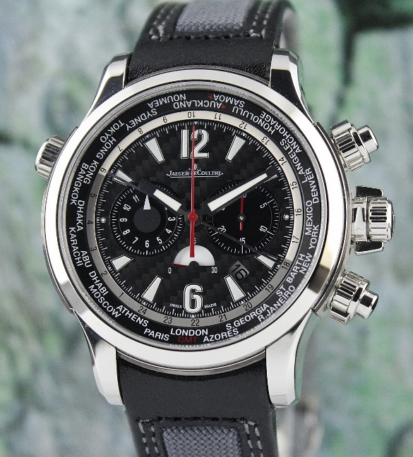 Like New Unpolished Jaeger-LeCoultre Master Compressor Extreme World Chronograph / Q1768470