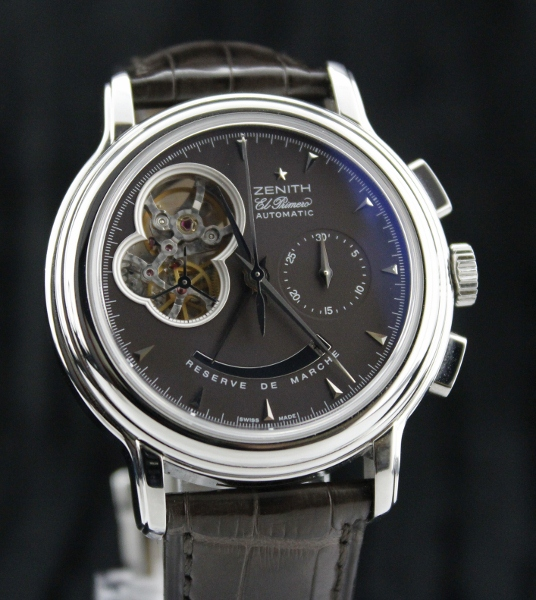Zenith Chronomaster Automatic Watch