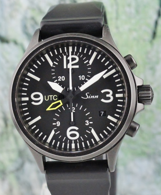 Sinn 756 S UTC German Chronograph Automatic Watch