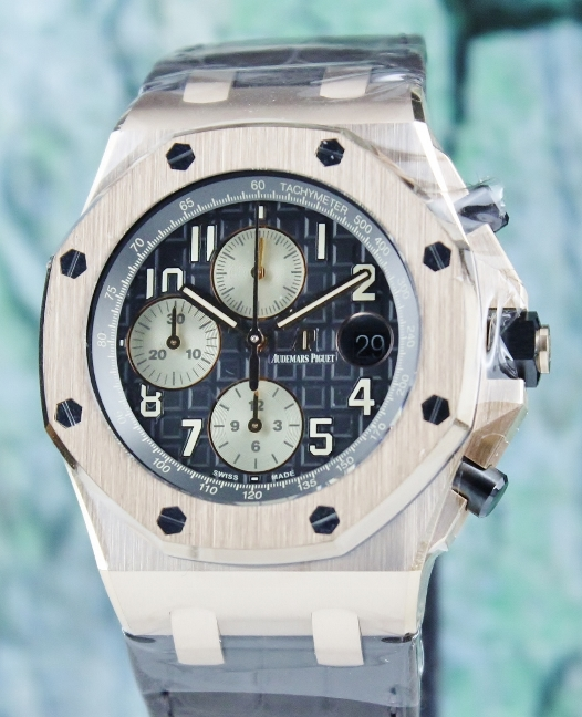 Like New Audemars Piguet Royal Oak Offshore Chronograph / 26470OR.OO.A125CR.01
