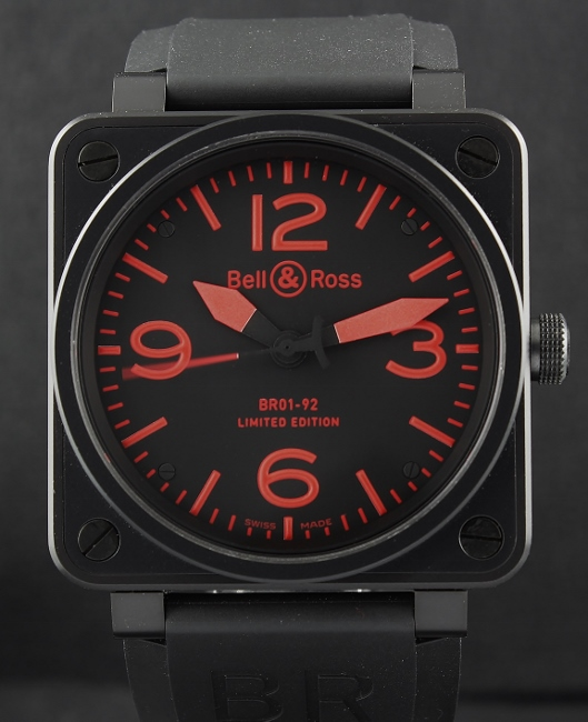 Bell & Ross BR 01-92 Limited Edition 500 Pieces