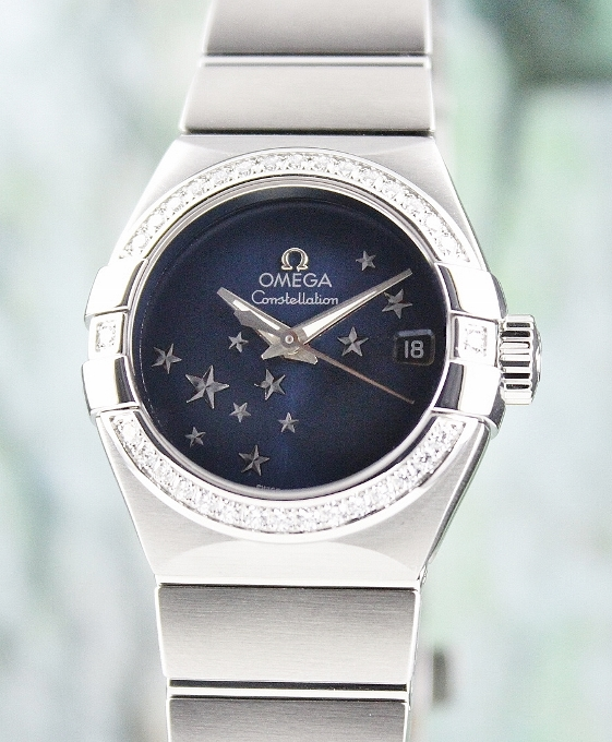 Omega Orbis Constellation Series Star Automatic Watch / 12315272003001
