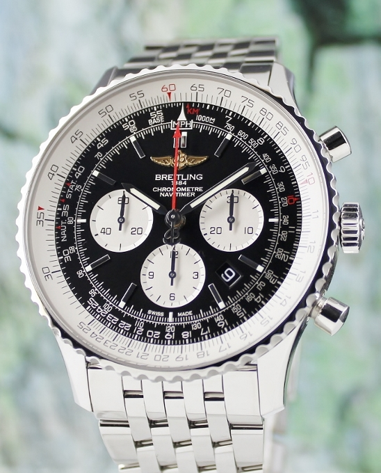 A Breitling Navitimer 01 Chronograph Automatic Watch / AB0127