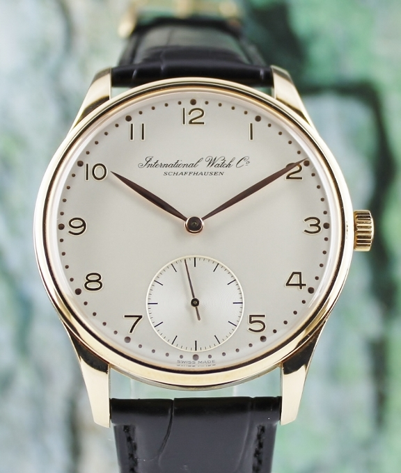 IWC Portuguese Jubilee 1993 125th Anniversary Pink Gold Limited 500 Pieces - IW5441