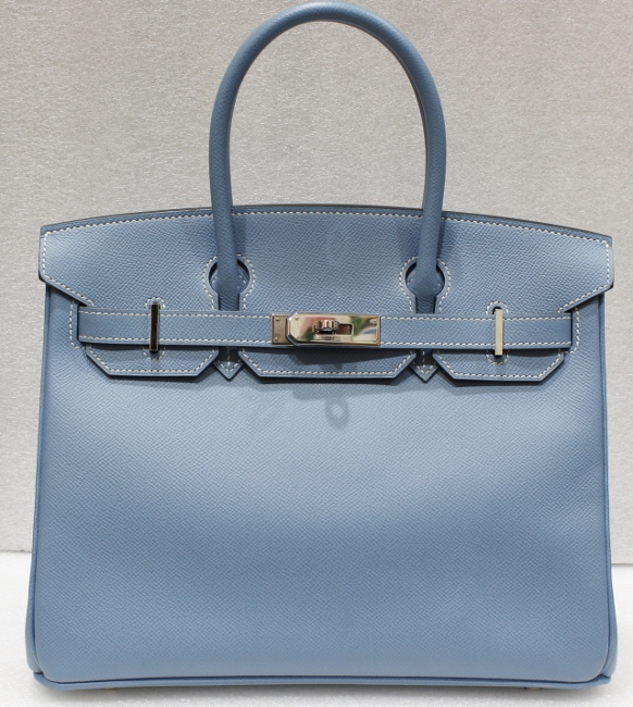"LIKE NEW HERMES 30CM BIRKIN ""K"" STAMP"