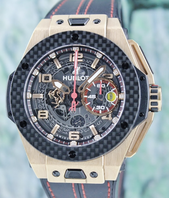 Hublot Big Bang Unico Ferrari Limited Edition 500 Pieces / 401.0Q.0123.VR