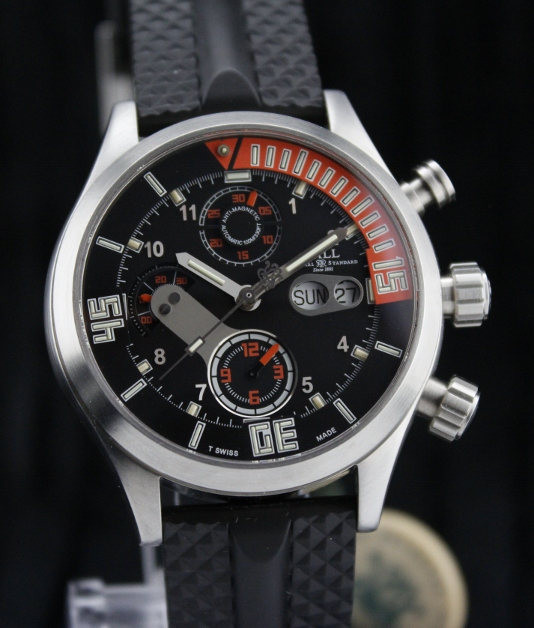 "Ball ""Like New"" Engineer Master II Diver Chronograph / Cert"