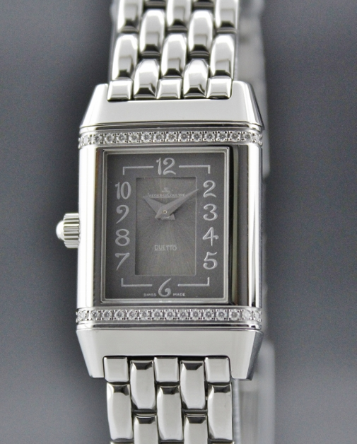 JAEGER-LECOULTRE REVERSO DUETTO DUO WATCH