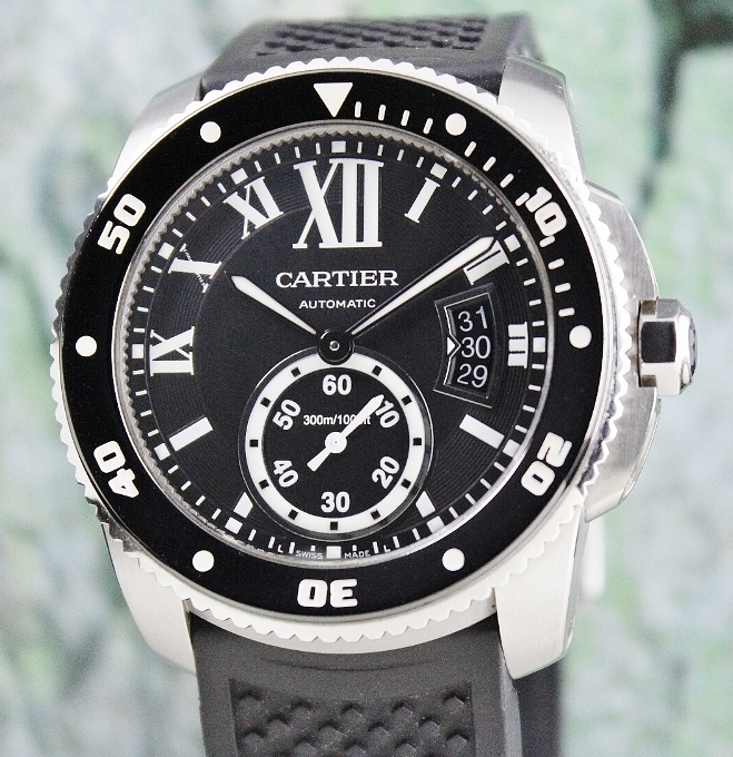 Cartier Calibre De Cartier Diver Automaitc Watch / 3729