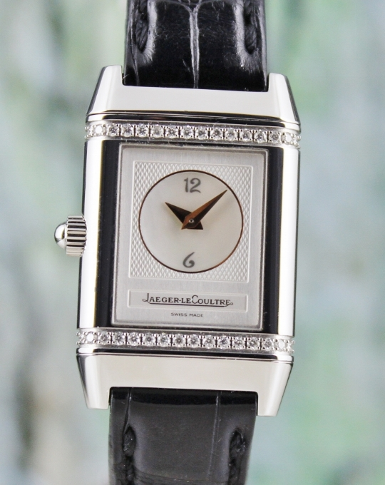 Jaeger-leCoultre Reverso Duetto Manual Winding Watch / 266.8.11