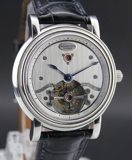 "PARMIGIANI ""TORIC TOURBILLON"" 950 PLATINUM MANUAL WINDING"