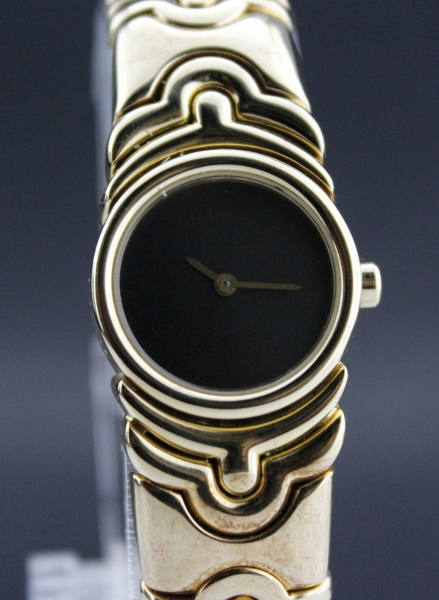 BVLGARI 18K SOLID GOLD LADY WATCH