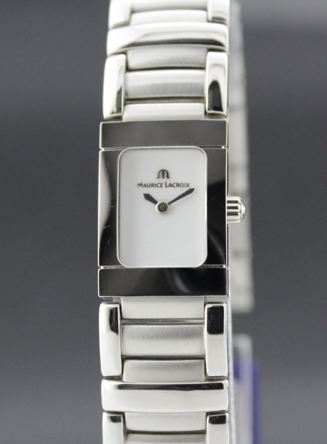 MAURICE LACROIX LADIES STAINLESS STEEL WATCH