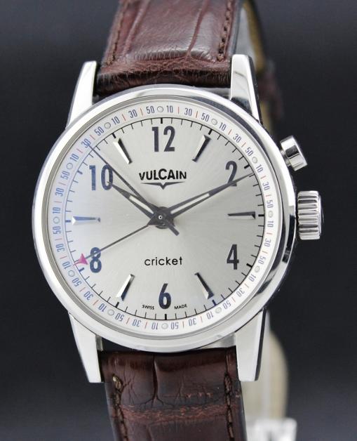 A VULCAIN MEN AUTOMATIC CRICKET ALARM