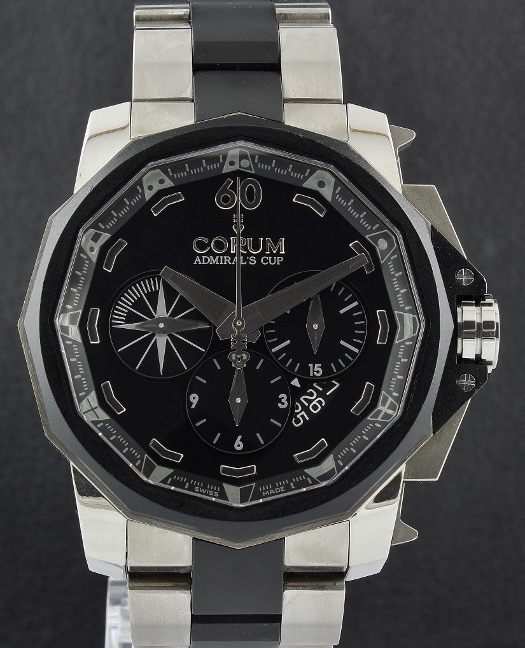 CORUM Admiral's Cup Chronograph Limited Edition 750 Pieces