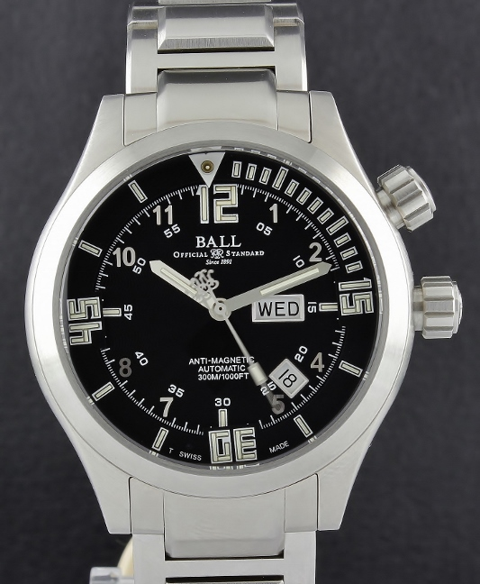 Ball Engineer Master II Diver Automatic Day - Date / DM1020A