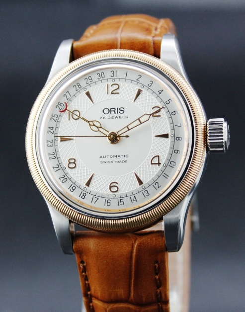 "ORIS BIG CROWN POINTER DATE ""ROSE GOLD"" - AUTOMATIC"