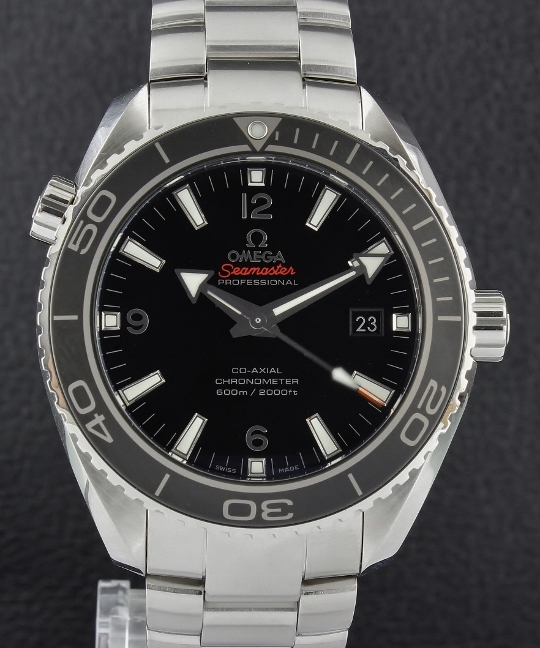 99.9% NEW UNWORN OMEGA SEA MASTER CO-AXIAL AUTOMATIC / 23230462101001